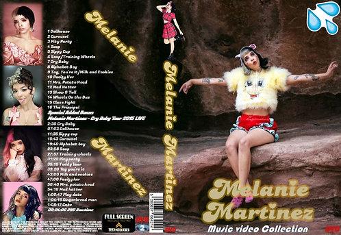 Melanie Martinez Music Video DVD