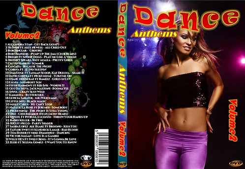 Dance Anthems Clubdance Music Video DVD Volume2