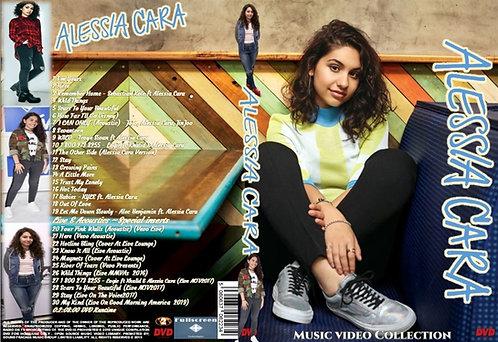 Alessia Cara Music Video DVD