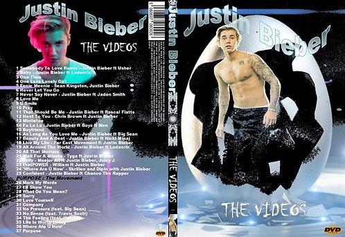Justin BieberMusic Video DVD