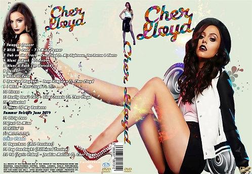 Cher Lloyd Music Video DVD