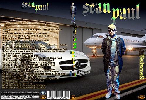 Sean Paul Music Video DVD Volume3