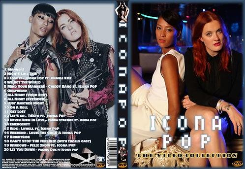 Icona Pop Music Video DVD