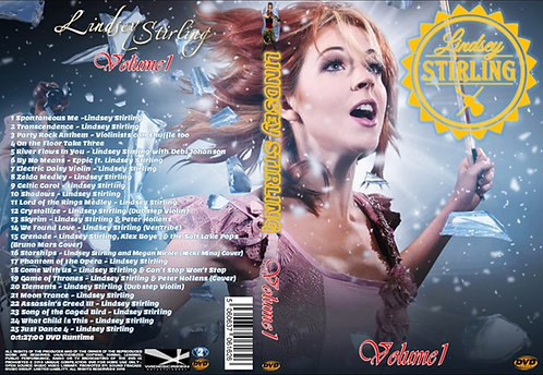 Lindsey Stirling Music Video DVD Volume1