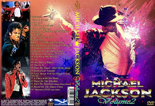 Michael Jackson Music Video DVD Volume2