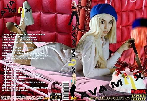 Ava Max Music Video DVD