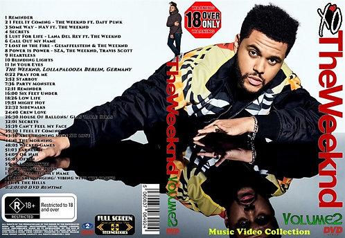 The Weeknd Music Video DVD Volume2