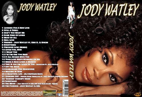 Jody Watley Music Video DVD
