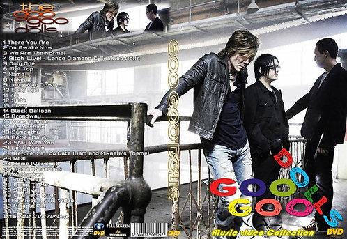 Goo Goo Dolls Music Video Collection DVD