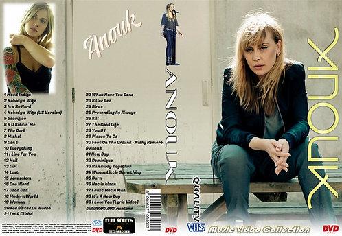 Anouk Music Video DVD