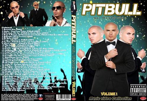 PitbullMusic Video DVD Volume1