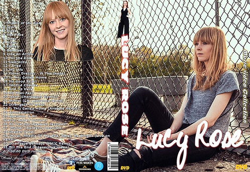 Lucy Rose Music Video Collection DVD