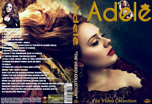 Adele Music Video Collection DVD