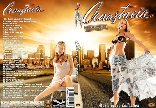 Anastacia Music Video DVD – Essential Collector's Edition