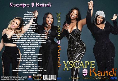 Xscape & Kandi Burruss Music Video DVD