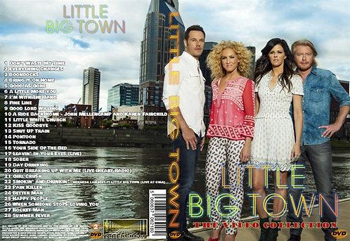 Little Big Town Music Video DVD