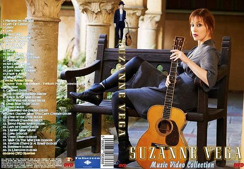 Suzanne Vega Music Video DVD