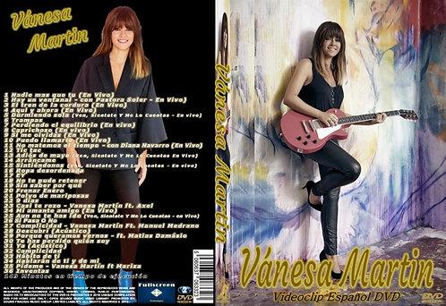 Vanesa Martín Musica Video DVD