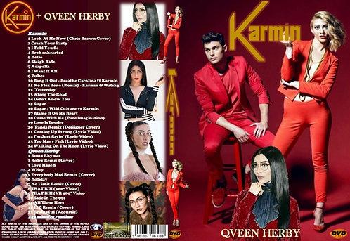 Karmin & Qveen Herby Music Video DVD