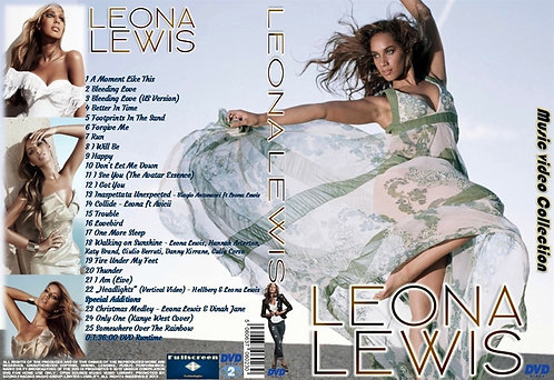 Leona Lewis Music Video DVD