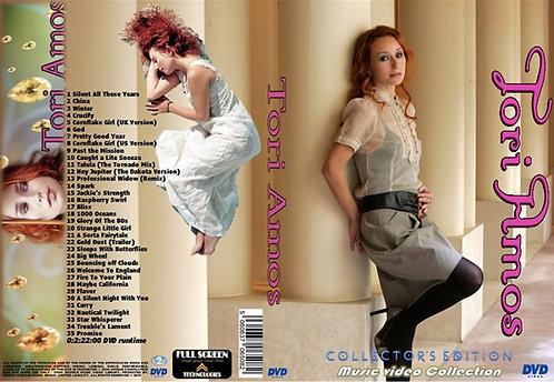 Tori Amos Music Video DVD ~ Collector's Edition