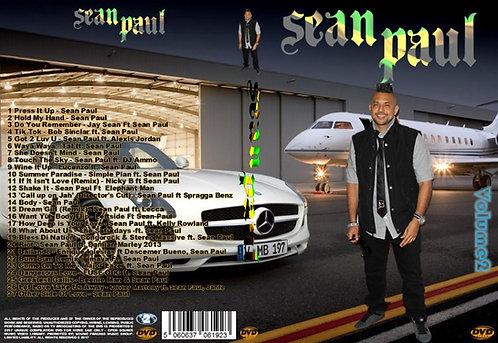 Sean Paul Music Video DVD Volume2