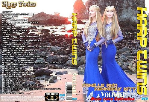 Harp Twins Music Video DVD Volume1