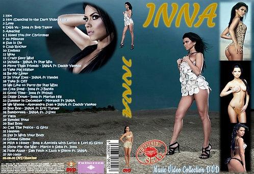 Inna Music Video DVD