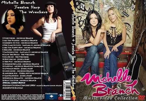 Michelle Branch Music Video DVD