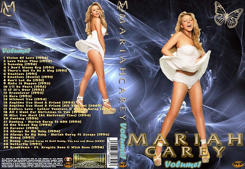 Mariah Carey Music Video DVD Volume1
