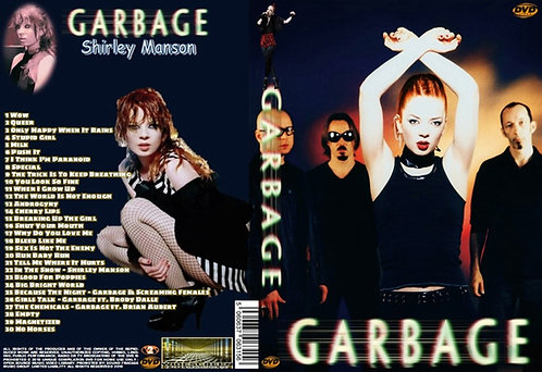 Garbage Music Video DVD