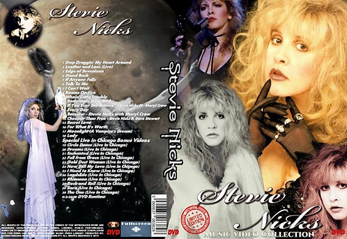 Stevie Nicks Music Video DVD