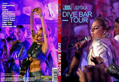 Lady Gaga - Dive Bar Live DVD