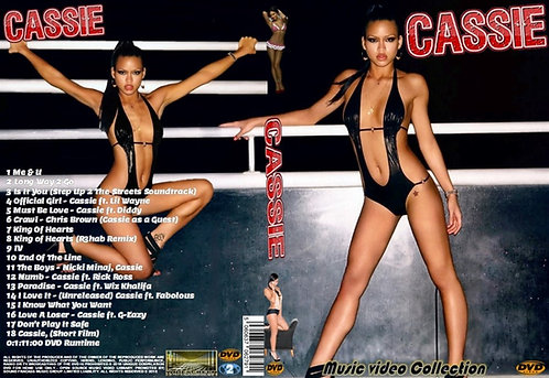Cassie Video Collection DVD