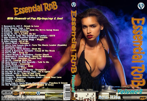 Essential RnB Music Video DVD Volume2 Various Artists