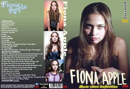 Fiona Apple Music Video DVD