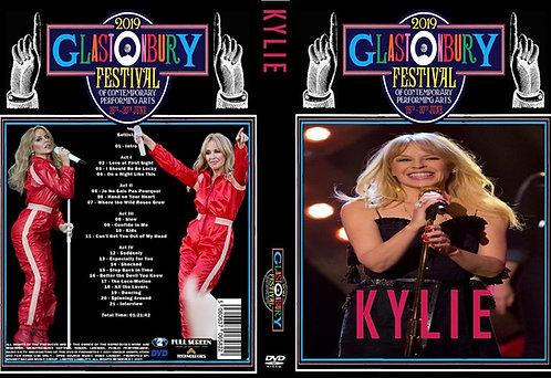 Kylie Minogue – Glastonbury Festival 2019 DVD