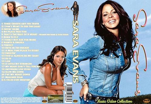 Sara Evans Music Video DVD