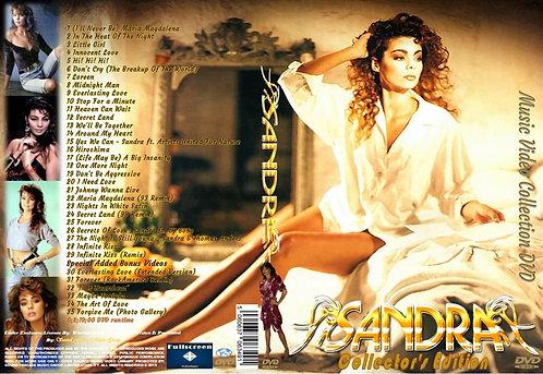 Sandra Music Video DVD – Collector's Edition