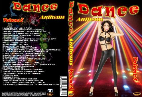 Dance Anthems Clubdance Music Video DVD Volume5