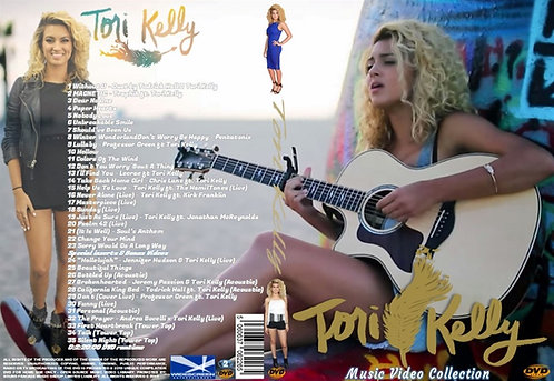 Tori Kelly Music Video DVD