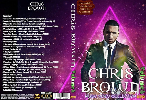 Chris Brown music Video Compilation Vol.6