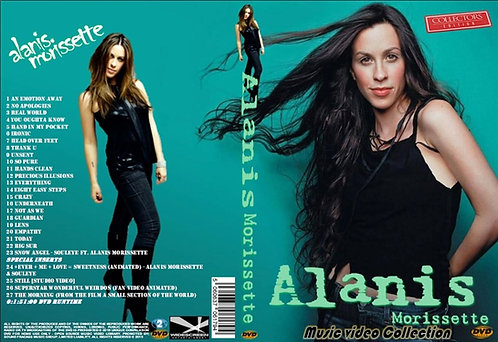 Alanis Morissette Music Video DVD