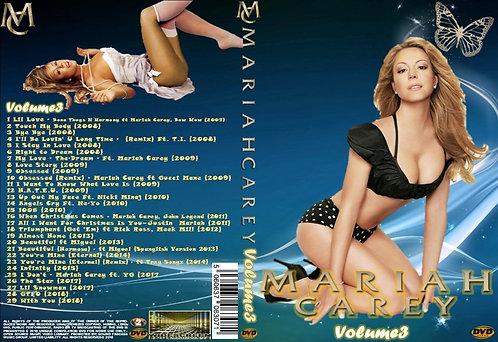 Mariah Carey Music Video DVD Volume3