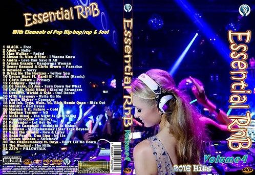 Essential RnB Music Video DVD Volume4 Various Artists