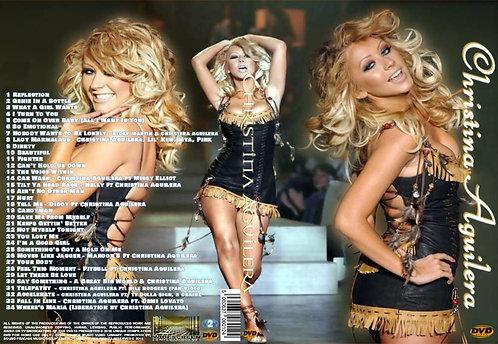 Christina Aguilera Music Video DVD
