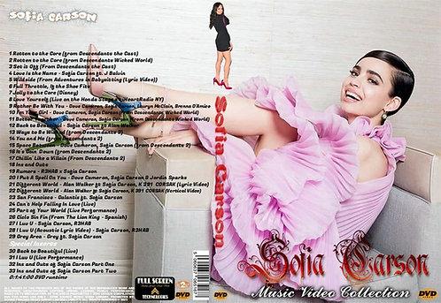 Sofia Carson Music Video DVD