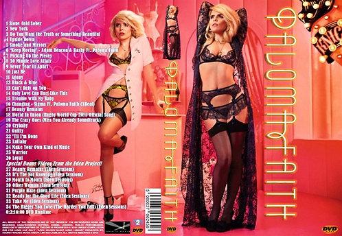 Paloma Faith Music Video DVD