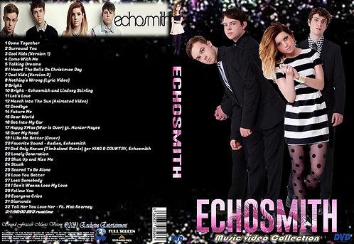 Echosmith Music Video Collection DVD