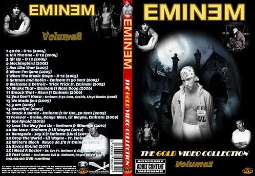 Eminem Music Video DVD Gold Edition Volume2